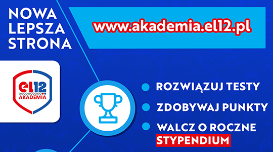 Nowa strona Akademii el12 - 1630512945_aktualność_obrazek.png